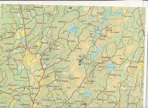 Torpinventering Norra delen